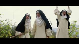 THE LITTLE HOURS Official Trailer (2017) Alison Brie, Aubrey Plaza Comedy Movie HD