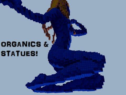 Minecraft Organics | The Basics