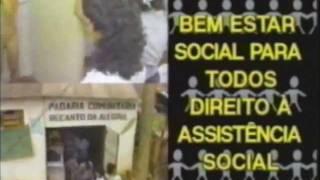 Rosalina de Santa Cruz faz balanço da Secretaria do Bem Estar Social