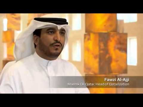 Maersk Oil - Supporting Qatar's National Vision