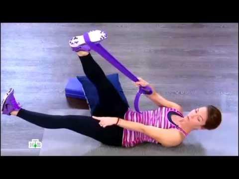 упражнения крепкая попка