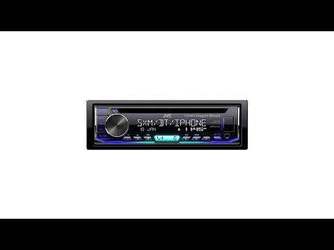 JVC KD-R990BTS - YouTube on