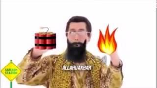 PPAP Parody Allahu Akbar