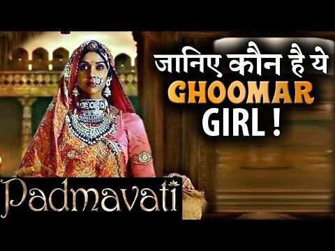 REVEALED: Mystery Girl in GHOOMAR song in Padmavati !