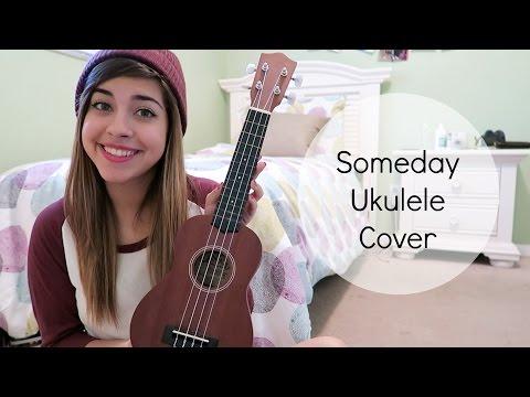 Someday | The Strokes Ukulele Cover