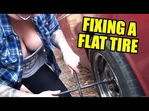 how-to-fix-a-flat-tire-on-a-vw-type-3-fastback