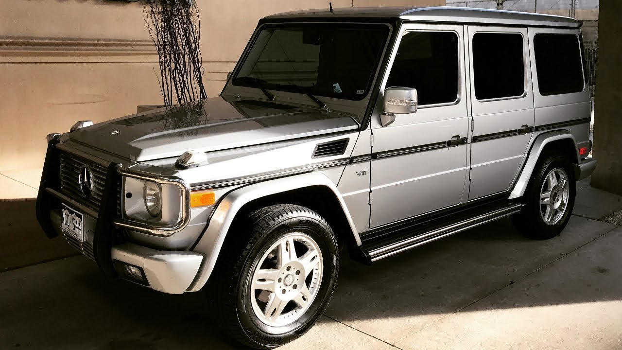 An Idiot S Guide To The Mercedes G500