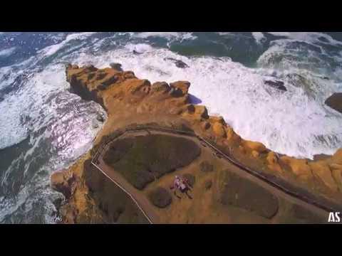 Oregon Coast 2016 A Tale Of Epic Proportions - SuperHD 4K - Trailer Short