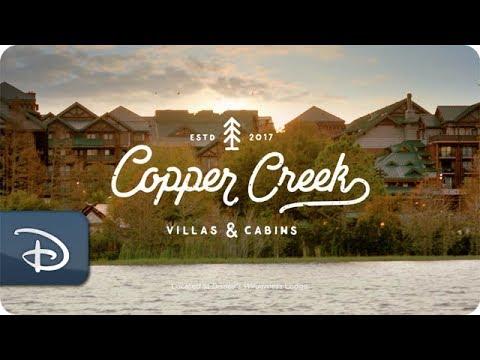 Disney s copper creek villas cabins disney vacation for Copper creek villas cabins