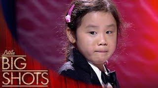 🎹 Anke The Amazing 6 Year Old Piano Virtuoso | Little Big Shots