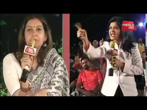 'हर पत्रकार बिकाऊ नहीं होता मैडम' अंजना ओम कश्यप की खरी-खरी  | News Tak