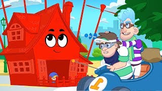 Morphle und die Banditen   +Mehr Episoden   Karikatur für Kinder   Kinderlieder   Mila und Morphle