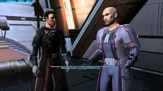 HD Doctor Lokin #2 Complete Companion Affection Dialog SWTOR Star Wars The Old Republic
