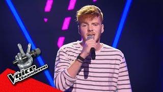 Brad - 'Waiting Like A Dog' | Blind Auditions | The Voice Van Vlaanderen | VTM