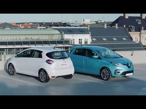 Nieuwe Renault ZOE - volledige review