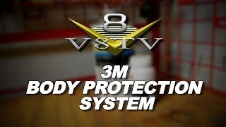 3M Body Protection System and HGP Spray Gun Review Video V8TV