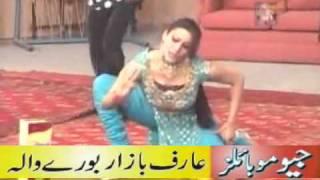 mera ishq ve a pagal new pakistani mujra 2010   YouTube