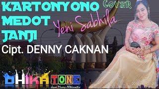 KARTONYONO MEDOT JANJI - YENI SABHILA (cover) Cipt. Denny Caknan