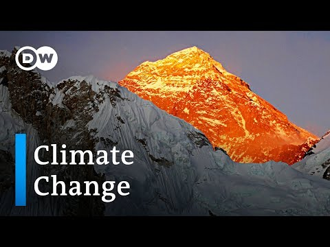 Asias greatest threat?: Melting glaciers in the Himalaya mountains | DW News