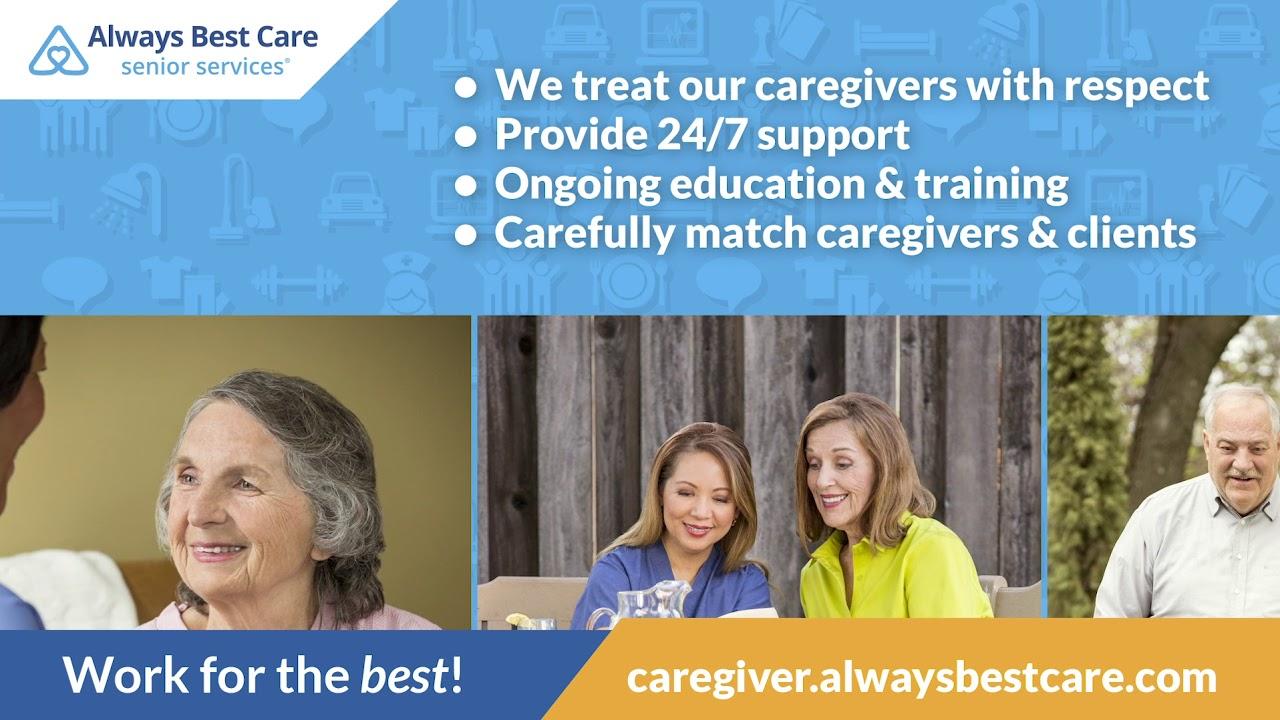 Senior Care & Home Health Care Jobs | Careers - Always Best Care