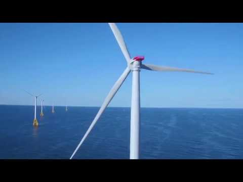Block Island offshore wind farm | 'Earth' with John Holden