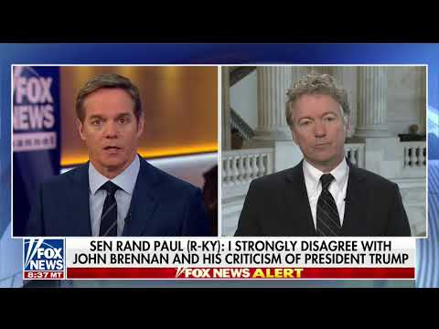 Sen. Rand Paul: Intelligence community shouldn't search Americans' records without a judge's warrant