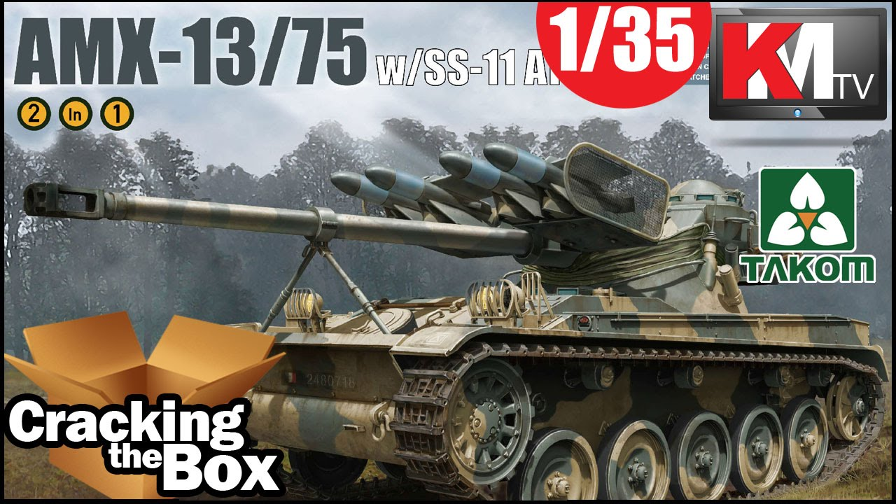 how to play amx 13 75