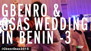 The Wedding Guest GbenrOsas2015 Gbenro Ajibade and Osas Ighodaro39s Wedding 3