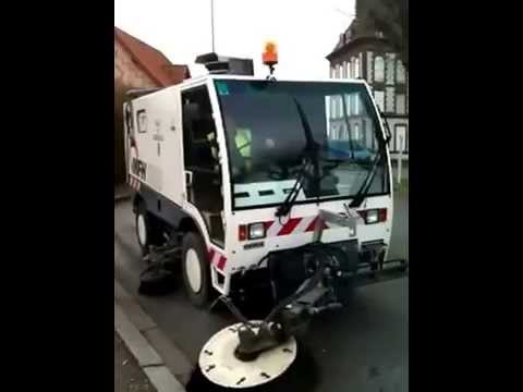 Balayeuse MFH 5000 / Street Sweeper, Kehrmaschine, Veegauto, Wischmaschine, Fejemaskine, Feiebil