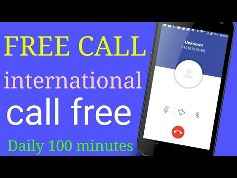 india call,call india app,free call 2018,make unlimited free call new app  2018