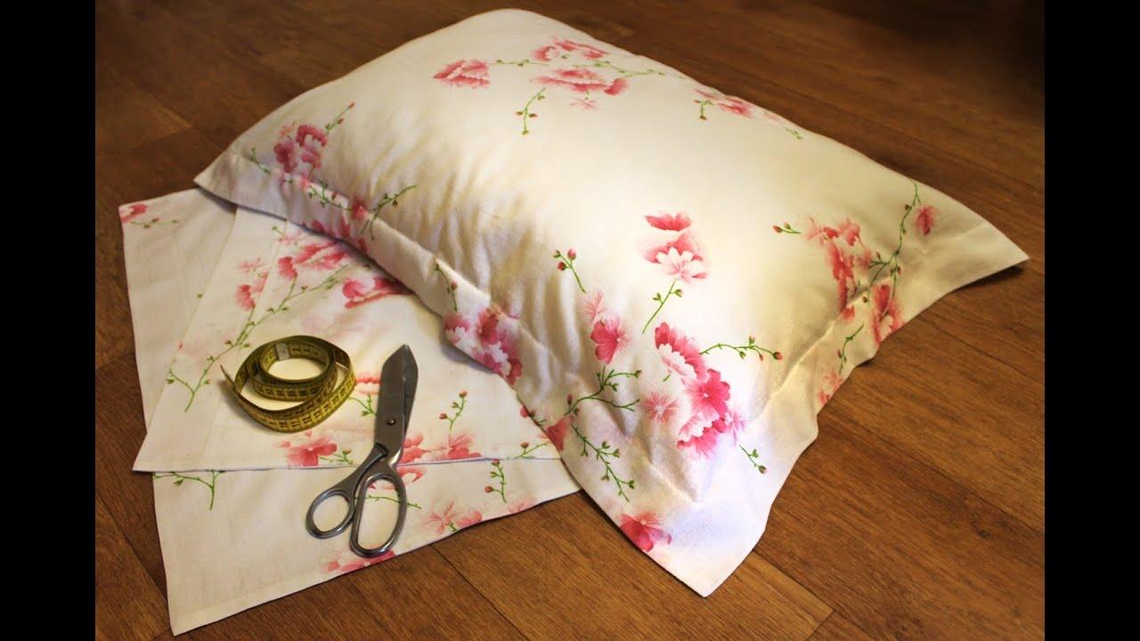 Выкройка для наволочки декоративной подушки фото 41