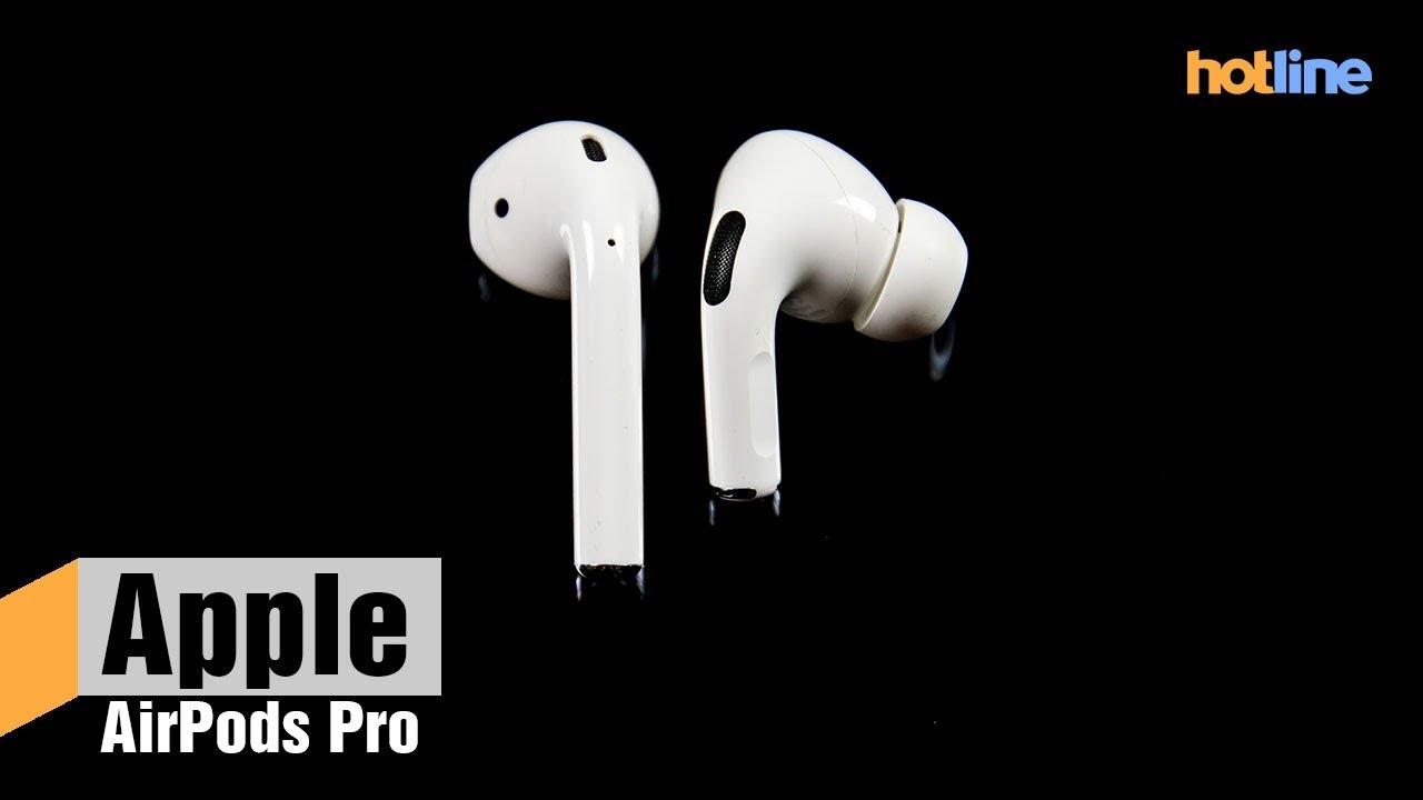 Apple AirPods Pro — обзор TWS наушников с шумоподавлением