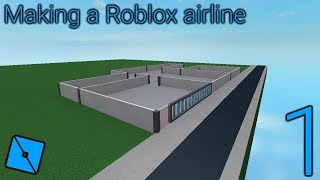Making a Roblox airline: Episode 1