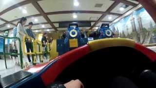 {Visions of Seoul, Korea 서울} Lotte World 롯데월드 - French Revolution 후렌치 레볼루션 Roller coaster (GoPro 2)