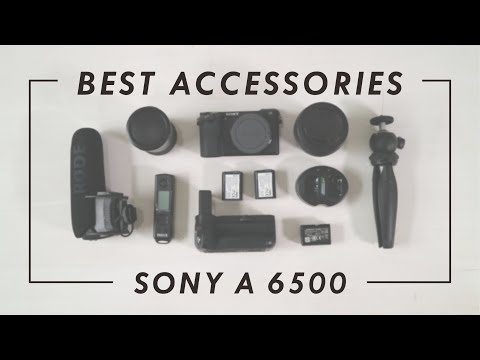 BEST ACCESSORIES VLOG - SONY A6500 (Bahasa Indonesia)