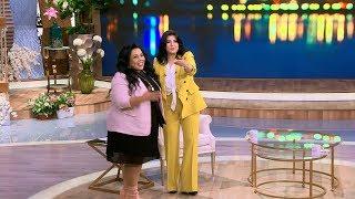 اللقاء الكامل مع العروسة شيماء سيف في عيد الأم مع منى الشاذلي