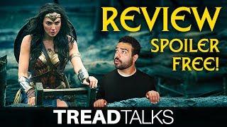 Wonder Woman - Movie Review (No Spoilers)
