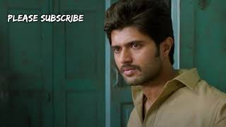 World Famous Lover Aishwarya Emotional Scene | World Famous Lover Vijay Deverakonda HD