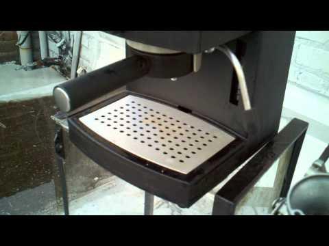 DIY Green Carburetor Cleaning with Espresso STEAM