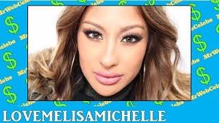 Baixar How much does LOVEMELISAMICHELLE make on YouTube 2016