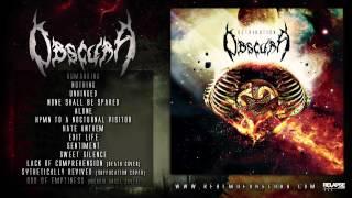 Obscura - Retribution, full album (HQ)