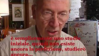 DUM  MEDIUM  SILENTIUM, Introito gregoriano, Studio di Giovanni Vianini, Milano, Italia