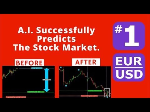 Artificial Intelligence Trading - EUR/USD - Sept 27th 2017 - # 1.