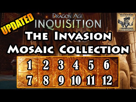 Mosaics - Dragon Age Inquisition Wiki Guide - IGN