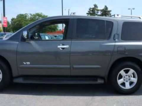Full Download 2008 Nissan Armada Used Cars High Point Nc