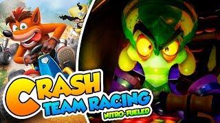 ¡Oxide, no te aguanto! - #04 FINAL - Crash Team Racing Nitro-Fueled (PS4 Pro) DSimphony