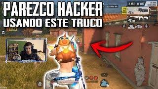 PAREZCO HACKER USANDO ESTE TRUCO, NO BANEABLE !! RULES OF SURVIVAL PC