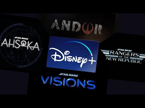 Disney Investors Call Discussion - 10 New Star Wars Series, Marvel & More!