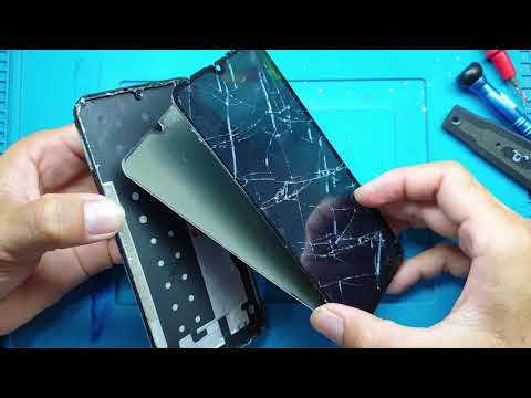 Oppo A1k Touch Screen Problems / Disassembly Replacement LCD