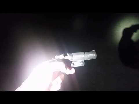 Homemade Guns Video 1b: Leinad/SWD/Cobrey Flare Gun conversion to pepperbox 22 (test fire)